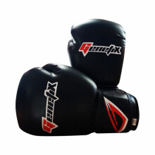 GENETIX Boxing Gloves ORIGIN 2.0 GBG1 Black