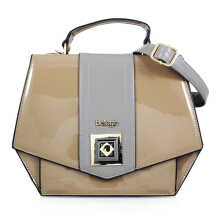Bellagio Poppy-926 Hexagon Hand Bag