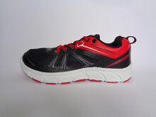 RECORD Atlanta Men Running Shoes Black Red