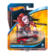 HOTWHEELS Batman V Superman  Harley Quinn DKJ66-999F