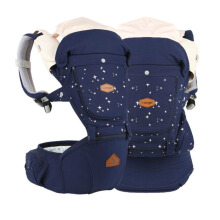 I-ANGEL Hipseat Carrier Miracle Star - Navy