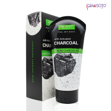 Qiansoto Luminizing Charcoal Mask 1 Box ( Net 100 ml )