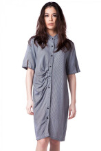 HILS THE LABEL Siri Dress - Grey