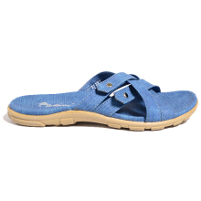 Dr. Kevin Women Flat Sandals 27361 - Blue