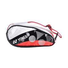 YONEX Souvenir Small Bags - Red/Silver Grey [One Size] SBGY1422Z17Z
