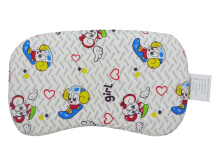 Osc Bantal Latex Baby Small Mouse Girl Multicolor small