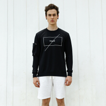 ANTHM No Error Sweatshirt-Black