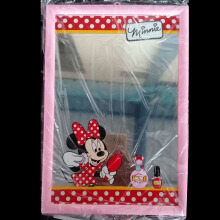 BRILIANT Disney Wall Mirror Minnie - 20x30cm/GMC7703/Pink