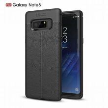 VOUNI SAMSUNG Galaxy note 8 case Luxury TPU flip leather protective back cover
