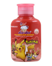 DEE-DEE Shampo Botol Refill Strawberry 250ml