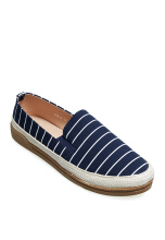 Tessa Slip On Navy 889-A