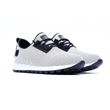 09424-Life8 Breathable Mesh Trainers/Sneakers-White