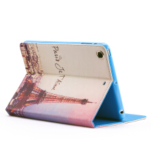 Keymao iPad 2 3 4  Cute Tablets Flip Stand Leather Cases Tower Tower