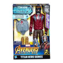 HASBRO Avengers 12 in Titan Hero Power FX Starlord AVSE0611