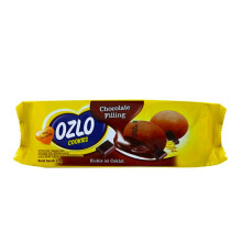 OZLO Chocolate Filled Cookies 125 gr