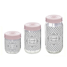 HEREVIN Canister Set (425 cc , 660 cc , 1000 cc)