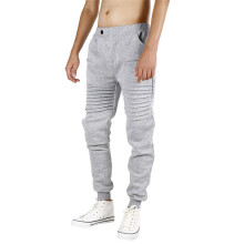 BESSKY Men Casual Sportwear Baggy Jogger Pants Slacks Dance Trousers Sweatpants_