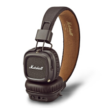 MARSHALL Major II Bluetooth Headphones - Brown