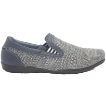 Dr. Kevin Men Casual Shoes 13359 - Grey/Navy
