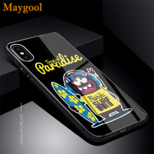 Maygool iphone X Case Plastic Apple Covers