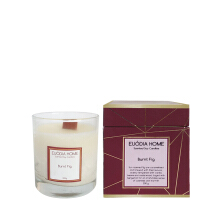 EUÓDIA HOME Burnt Fig Soy Scented Candle 200gr