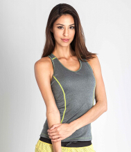 GRIPS Ladies Tank Top - DARK GREY