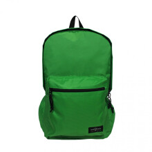 Bagoes Tas Backpack - Hijau Green