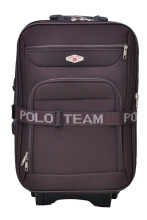 Polo Team Tas Koper 2 Roda Kabin size 20 inch 093 Brown
