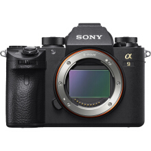 [free ongkir]SONY ILCE-9 Body Only Black