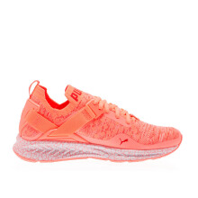 PUMA Ignite evoKNIT Lo Hypernature - Peach Poppy White