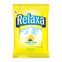 RELAXA Lemon Funz Bag 125 Gr
