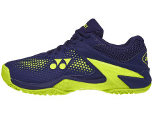 YONEX tennis SHOES POWER CUSHION ECLIPSION 2 - Navy lime - ORI