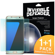 RINGKE Invisible Defender Full Screen Protector for Galaxy S7 Edge