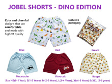 Jobel Shorts - Dino Edition