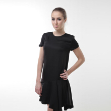 BAIA Black Widow Dress - Black
