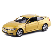 RMZ City Diecast BMW M4 Coupe Skala 1:32 PB - 5952533 - Yellow