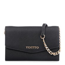 VOITTO Wallet on Chain K102 - Black