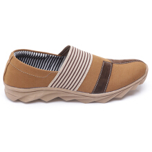 Dr. Kevin Men Casual Shoes 13245 - Camel/Brown