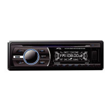 Oxygen 02-DV5053 Single Din DVD Player - Black