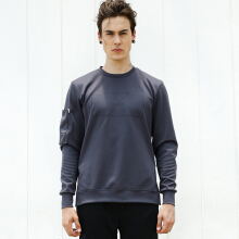 ANTHM No Error Sweatshirt-Grey