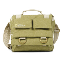 [free ongkir]National Geographic NG 2346 - Army Green