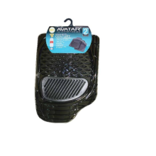 AVATAR 7901 Karpet Mobil - Smoke [2Pcs]