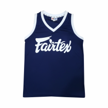 FAIRTEX Basketball Jersey JS4 - Navy Blue JS4