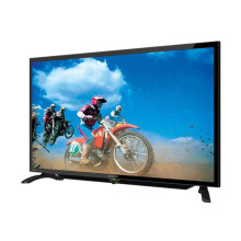 SHARP Super ECO Mode Full HD LED TV 40LE185I - Black - 40 Inch