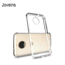 Joveins Ultra Thin Acrylic Case For MOTO G5S PLUS Dirt-resistant Case Transparent Soft High Transparency Case For MOTO G5S PLUS