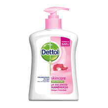 DETTOL Hand Wash Pump Skincare 225ml