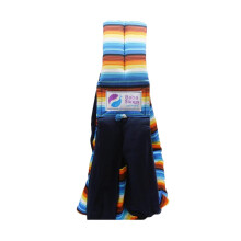 Baba Slings Gendongan Bayi - Stripe Mexican Sunset