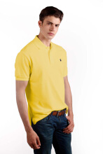 POLO RALPH LAUREN - Lacoste Classic-Fit Polo Shirt Oasis Yellow Men