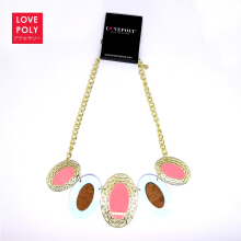 love poly kalung single 323 pink
