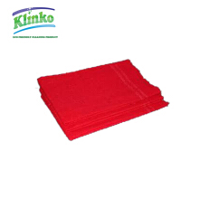 Klinko Lap Pel - 60x40cm Cotton Red